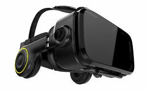 👓 VR Brille für Handy VR Shark X4 für Android Smartphone Google Cardboard | 360