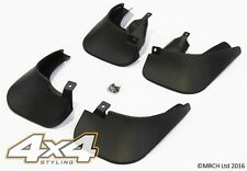 For Hyundai Tucson 2004 - 2010  Mud Flaps Guards - Set of 4 (front and back)