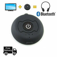 Bluetooth Transmitter Audio 4.0 H366T Wireless Adapter 3.5mm Jack A2DP TV SterJV