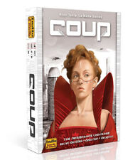 Coup Card Game - (New)