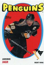Jaromir Jagr 2001-02 Topps Retro O-Pee-Chee  # 32