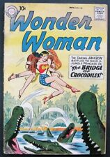 1959 Wonder Woman No.110, National Comics Publications, Vintage