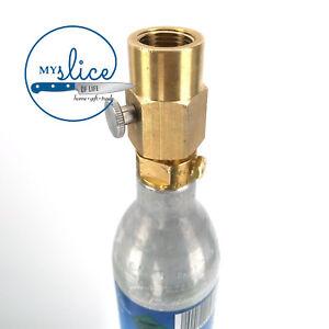 Sodastream Refilling Station Adapter - Keg, Kegerator, Keezer