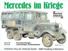 Frank, Reinhard. Mercedes im Kriege: Waffen-Arsenal Band 94.