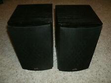 Polk T15 Home Theatre and Music Bookshelf Speakers - Black