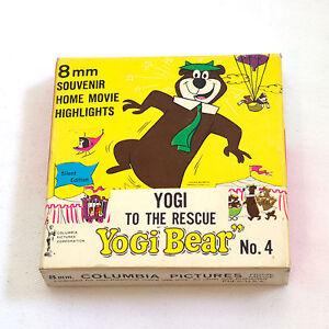 8mm Film - Yogi Bear - Yogi To The Rescue - Columbia Pictures
