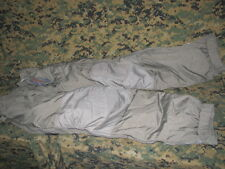 primaloft GEN III pants trousers USA made sage green military issue NEW SMALL