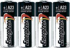 4 Energizer A23 GP23AE 21/23 23A 23GA MN21 GP23 23AE 12v Batteries