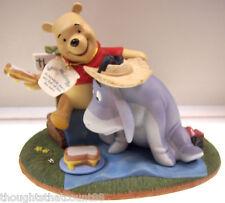 Pooh & Friends Figurine Summer Days R Full Of Fun *Nib * Free Usa Shipping