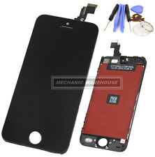 Retina Lcd Screen & Digitizer Touch Glass Lens Display For Apple iPhone 5C Black