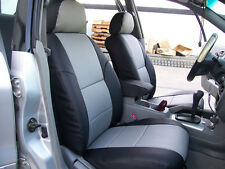 CHRYSLER CROSSFIRE 2004-2008 IGGEE S.LEATHER CUSTOM FIT SEAT COVER 13 COLORS