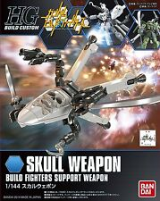 Gundam HG Build Fighters 012 Skull Weapon Build Fighters Support Unit 1/144 Kit