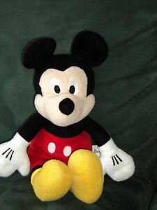 Disney 2008 Mickey Mouse, plush toy