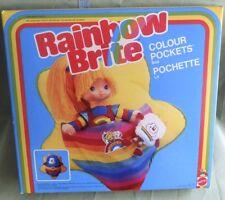 RAINBOW BRITE  MATTEL 1983  FONDO DI MAGAZZINO  VINTAGE