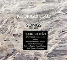Chansons (2004-2012) - Rodrigo Leao (2013) NEUF PROMO CD