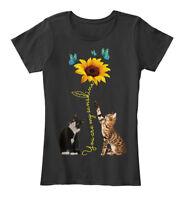 Cat-you Are My Sunshine - You Women's Premium Tee T-Shirt