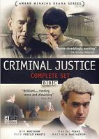 Criminal Justice / Criminal Justice 2 (Complet New DVD