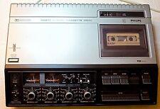 Philips N2511 - ein 1977er  Profi Tape-Deck im Neuzustand