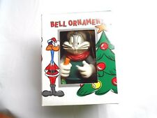 1995 Bugs Bunny Wb Looney Tunes Bah Humbug Christmas Tree Holiday Ornament