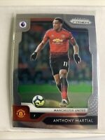2019-20 Panini Prizm EPL Premier League Anthony Martial #67 Manchester United