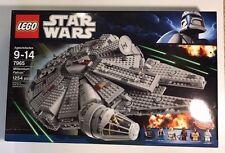 LEGO 7965 STAR WARS MILLENNIUM FALCON BRAND NEW