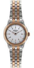 Rotary Women's Two tone Stainless Steel bracelet Quartz Watch LB02572/01L
