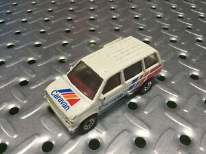 1983 Matchbox 84 Dodge Caravan Nice Piece