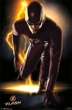 THE FLASH - TV SHOW POSTER - 22x34 PORTRAIT DC COMICS JUSTICE LEAGUE 14033