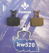 Formula - Coppia pastiglie Organiche The One/R1/RX/T1/R1R/RO/CURA FD40105-10 OLD
