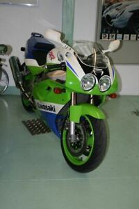 Kawasaki ZXR750 J-K  1991-1992  Light Tint Original Profile SCREEN Powerbronze