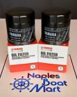 Yamaha 69J-13440-01-00 OEM Oil Filter 69J-13440-03-00 *2-pack!* Same Day Ship