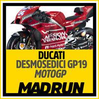 Kit Adesivi Ducati Desmosedici GP19 Motogp 2019 - MRR085 - High Quality Decals