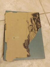 1941 Haggadah SAUL RASKIN ILLUSTRATED Judaica Book