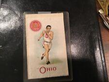 1910 Ohio State Murad tobacco silk