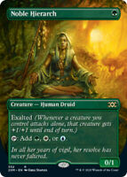 Noble Hierarch - Foil - Borderless x1 Magic the Gathering 1x Double Masters mtg