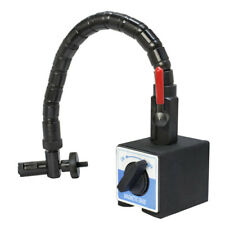 Universal Flexible Magnetic Base Holder Stand Tool For Dial Indicator Holder