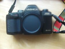 yashica 108 camera body, Repair or Spares, Mirror stuck up, electrics workíng