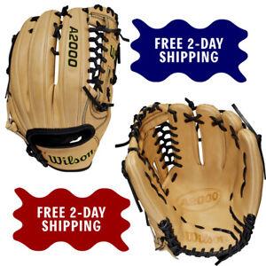 """2021 Wilson A2000 12"""" Baseball Glove A12 Pitcher's Model"""