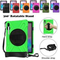 360 Rotating Kickstand Shockproof Case Cover For Samsung Galaxy Tab S6 10.5 T860