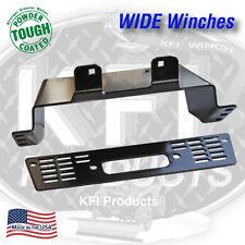 KFI WIDE Winch Mount Kit  Polaris 800Ranger Midsize 4x4 2013-2014