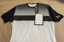 NWT UNDER ARMOUR Fitted Heat Gear mens crew neck shirt XL - TG