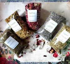 BULK - Aromatherapy & Herbalist Herbs - Set of Five Most Popular - Relaxation