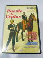 Ponte de Versi Antonio Molina Rafael Farina - Regione All DVD Spagnolo