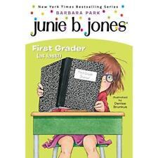Junie B., First Grader (at Last!) (Junie B. Jones) [Ill - Paperback NEW Park, Ba