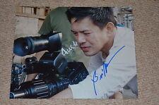 BRILLANTE MENDOZA signed Autogramm In Person 20x25 cm REGISSEUR Captive