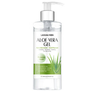 LAGUNAMOON Moisturizing Pure Anti Acne Soothing Hydrating Aloe Vera Gel 200ml