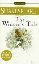 The Winter's Tale (Signet Classics)-ExLibrary