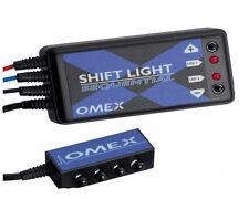 OMEX Cambio Luz secuencial Led cambio de velocidad límite Pro Performance