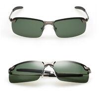 Polarised Sunglasses Classic Retro Men Driving Outdoor Cycling Glasses UV400