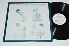 ROBERT LERICHE CLAUDE SIMARD JEAN BEAUDET MATHIEU LEGER Danses LP Free Jazz VG+